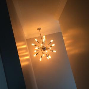 Installation de luminaire à Fleurimont - EPN Électrique à Sherbrooke